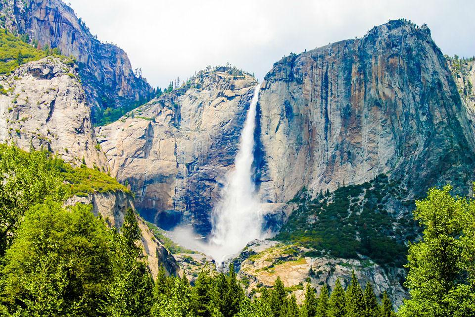 5 המפלים היפים והמומלצים בעולם